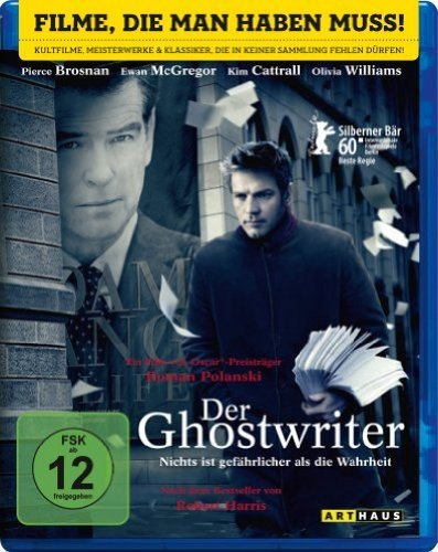 Der Ghostwriter [Blu-ray]