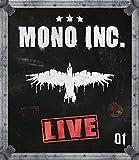 DVD & Blu-ray - Mono Inc. - Live [Blu-ray]