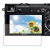 @PCTC 0.3mm Optical 9H Tempered Optical Glass Screen Protector Skin Film for Camera Sony DSLR Alpha Nex-7 NEX-6 NEX-5 a6000 a5000 anti-scratches anti Dust anti Fingerprint