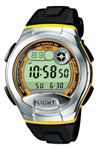 Casio Collection Unisex Watch W-752-9BVES