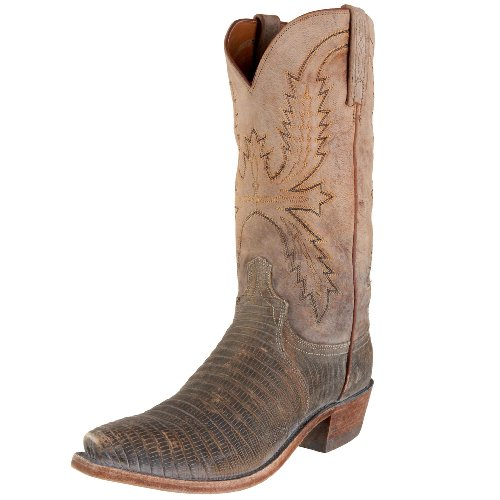 1883 by Lucchese Men's N3004.54 Western Boot,Stonewash Old Nugget,6 EE US