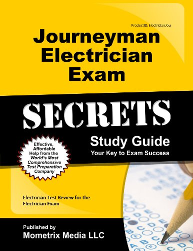 Journeyman Electrician Exam Secrets Study Guide: Electrician Test Review for the Electrician Exam - Mometrix Media LLC - B0010YXMDC - ISBN: B0010YXMDC - ISBN-13: 9781610733793