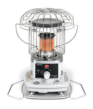 Sengoku OR-77 HeatMate Omni-Radiant 10,000-BTU Portable Kerosene Heater
