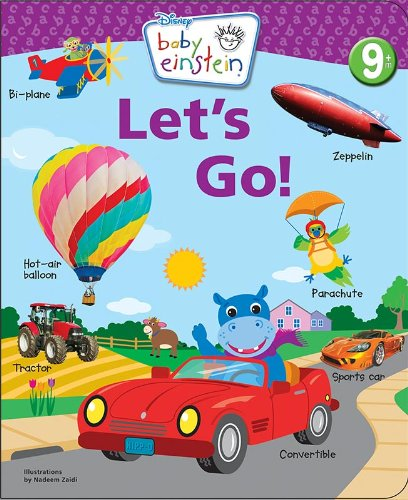 Let's Go! (Disney Baby Einstein)