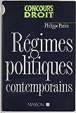 Régimes politiques contemporains...