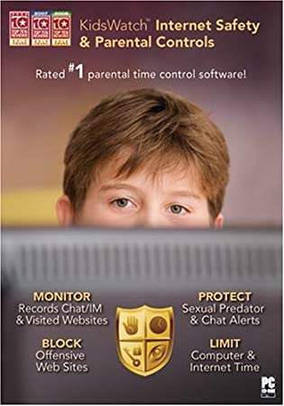 Kidswatch Internet Security Parental Control V5 [Old Version]