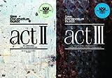 actII III(合併号)【初回生産限定盤】 [DVD]