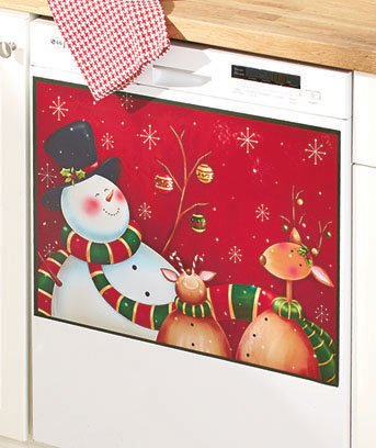 Access Happy Holidays Dishwasher Magnet compare