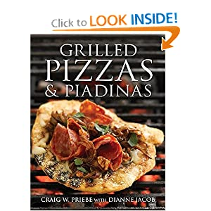 Click to buy Italian Cookbooks: Grilled Pizzas and Piadinas from Amazon!