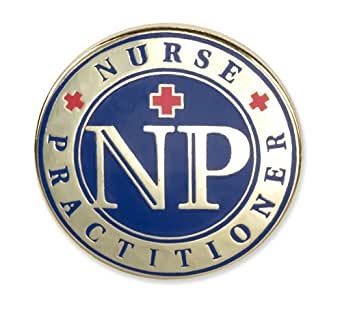 Amazon Com Nurse Practitioner Lapel Pin Clothing