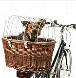 Panier de vélo avec