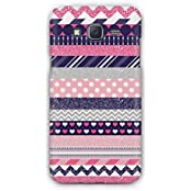 Cover Affair Pattern Printed Back Cover Case For Samsung Galaxy J2 (2016)