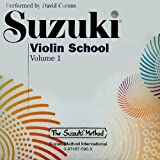 Suzuki Violin School CD, Volume 1