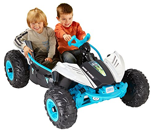 Fisher-Price Power Wheels Dune Racer Chrome