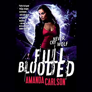 Full Blooded: Jessica McClain, Book 1 | [Amanda Carlson]