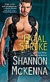Fatal Strike (The Mccloud Brothers Series)