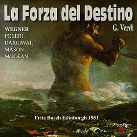 Amazon.com: Verdi : La forza del destino (Edinburgh 1951): Fritz Busch