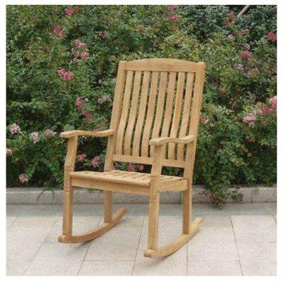 Wood Porch Rocker front-1025255