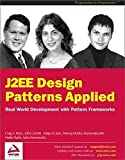 img - for J2EE Design Patterns Applied by Matjaz Juric (2002-06-04) book / textbook / text book