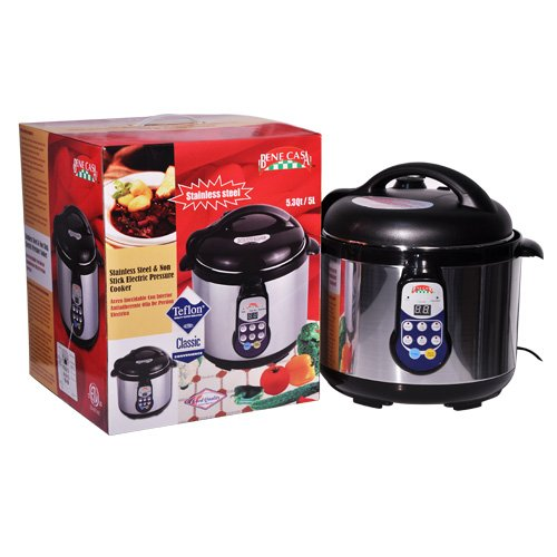 Bene Casa Electric Pressure Cooker By Mbr At The The