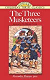 Image of The Three Musketeers: In Easy-To-Read-Type (Dover Children's Thrift Classics)