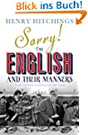 Sorry! The English and Their Manners...