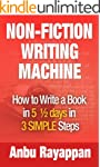 Non-Fiction Writing Machine - How to...