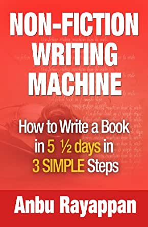 How to write a non fiction book review