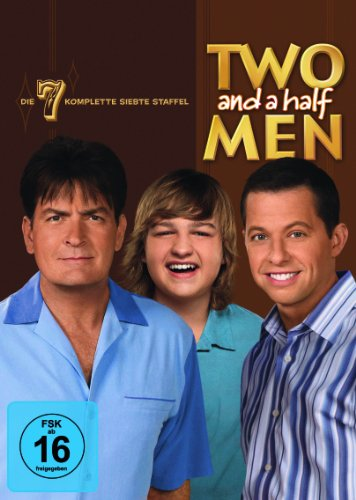 Two and a Half Men - Mein cooler Onkel Charlie - Staffel 7 [4 DVDs]