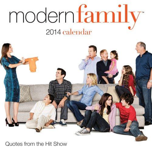 Modern Family 2014 Day-to-Day Calendar