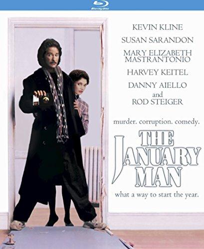 The January Man [Blu-ray]