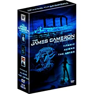 Amazon.in: Buy The James Cameron Collection (Titanic ...