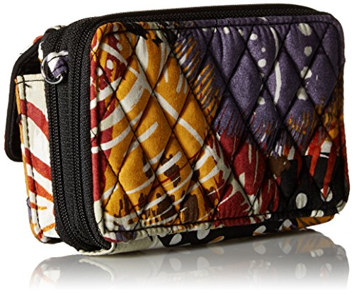 Vera-Bradley-All-in-One-Crossbody-for-Iphone-6-Painted-Feathers