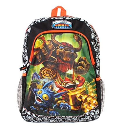 Solutions 2 Go Skylanders Giants Tree Rex 16-inch Backpack