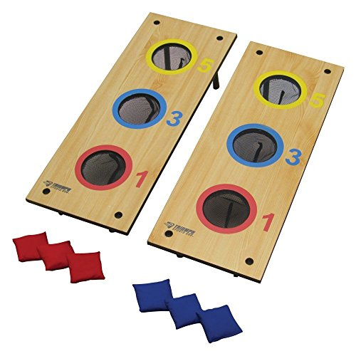 2-in-1 3 Hole Bags and Washer Toss Combo