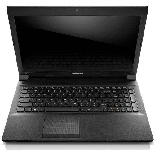 "Lenovo Essential B590 -Ordenador portátil de 15.6"" (Intel i3-3110M 2.4 GHz, RAM de 4 GB DDR3, disco duro de 500 GB, Intel HD Graphics 4000, Windows 8.1 64-bit, teclado Español QWERTY) negro"