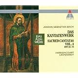 Cantates sacrées,  Vol.4 : BWV 61 à 78