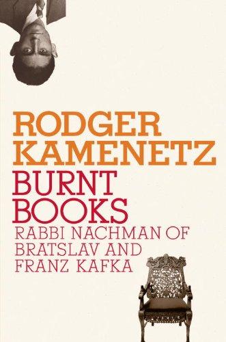 Rodger Kamenetz - Burnt Books