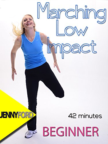 Marching Low Impact Cardio