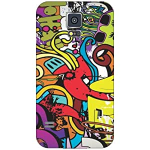 Samsung Galaxy S5 its nice Phone Cover - Matte Finish Phone Cover