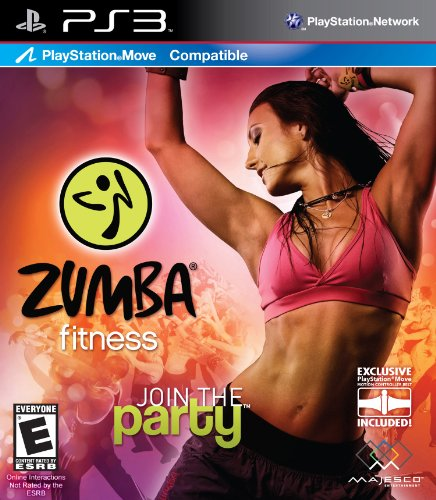 Zumba Fitness - Playstation 3 front-323974