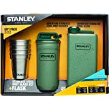 Stanley Stainless Steel Shots + Flask Gift Set