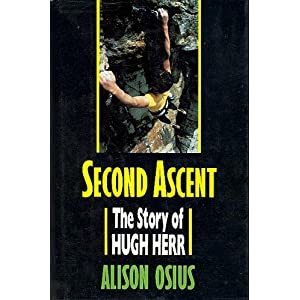 Second Ascent: The Story of Hugh Herr: Alison