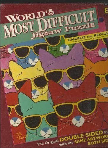 World's Most Difficult Jigsaw Puzzle