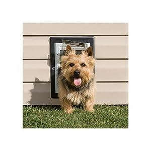 PetSafe Wall Entry Aluminum Pet Doors