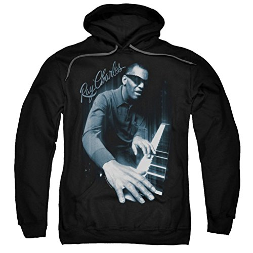 Hoodie: Blues Piano Ray Charles RC101AFTH