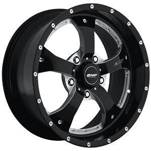 BMF Wheels Novakane Death Metal Black - 20 x 9 Inch Wheel