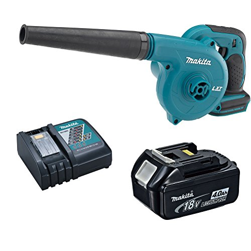 Makita DUB182Z 18-Volt LXT VS Cordless Blower with 3.0 Ah Battery, and Charger (Makita Blower Kit compare prices)