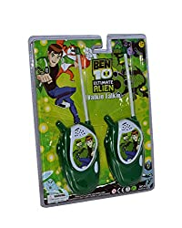 Toyzstation Ben 10 Walkie Talkie