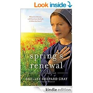 Spring's Renewal (Seasons of Sugarcreek Book 2)